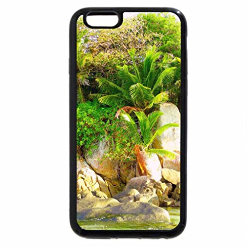 iPhone 6S / iPhone 6 Case (Black) Forever green