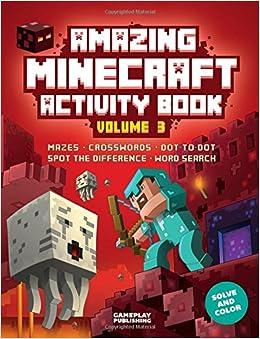 Buy Amazing Activity Book: Minecraft Adventures: 3 Book Online at ...