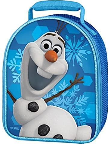 Thermos Novelty Lunch Kit, Frozen Olaf (Frozen Theme Food)