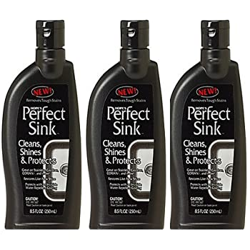 Amazon Com Hope S Perfect Sink Cleaner 8 5 Oz Pack Of 3