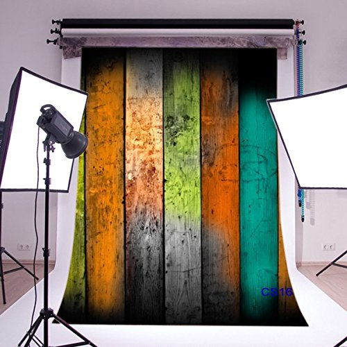 Indoor Studio Photography Background Computer-printed Vinyl Seamless Backdrop 5X7FT CS16