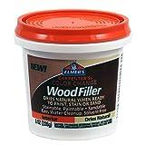 Elmer's E913 Carpenter's Color Change Wood Filler, 8-Ounce, Natural by Elmer's