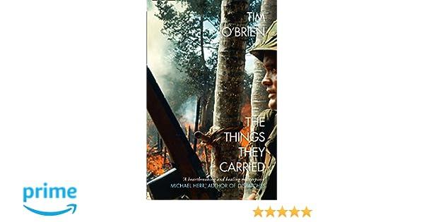 The Things They Carried (Flamingo): Amazon.es: Tim OBrien: Libros en idiomas extranjeros