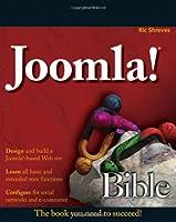 Joomla! Bible Front Cover