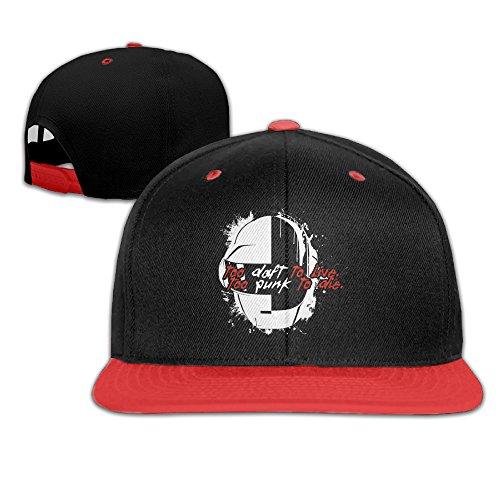 Too Daft To Live Teens Sport Street Dancing Snapbacks Style Hat