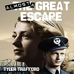 Almost a Great Escape Audiobook
