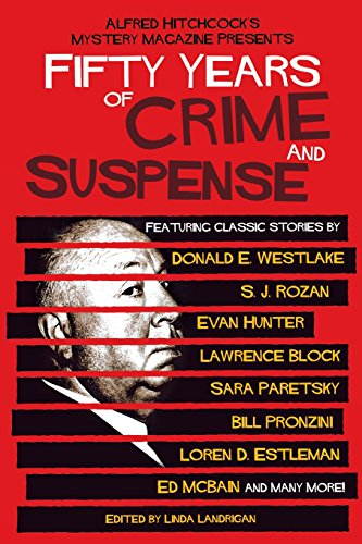 Alfred Hitchcock's Mystery Magazine Presents Fifty Years of Crime and Suspense (Pegasus Crime - Magazine Covers Detective