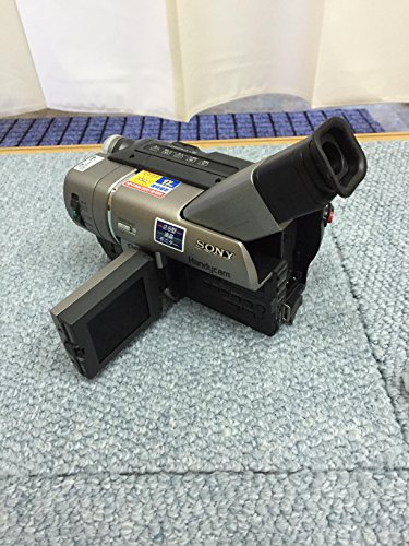 ソニー CCD-TRV80PK 8mmビデオカメラ(8mmビデオデッキ) ハンディカム Video Hi8