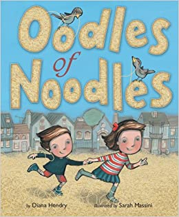 Book Oodles of Noodles
