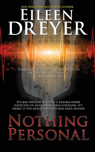 book cover of Nothing Personal