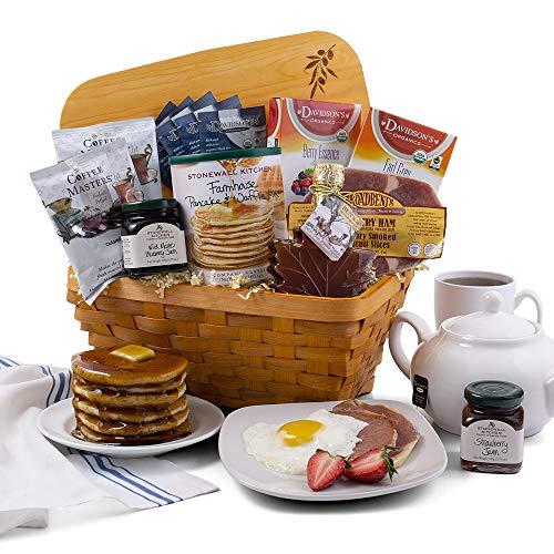 Christmas Morning Breakfast Gift Basket (Breakfast Christmas Special)