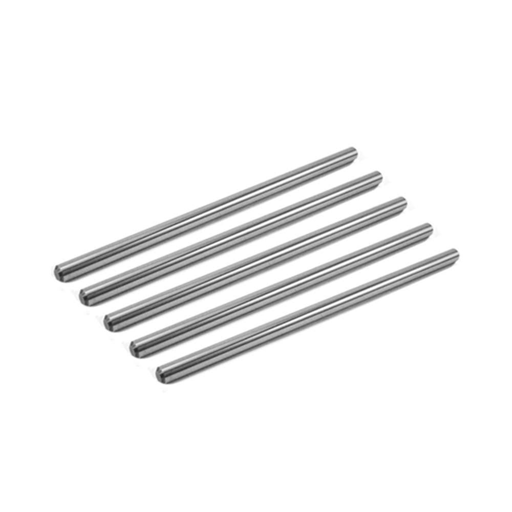 Grade 9008//C2 Castlebar 3//16 X 2 Ground Polished Chamfered Cemented Tungsten Carbide Round Rod