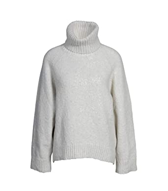 free shipping 39525 9b871 IHEART Damen Rollkragenpullover in Creme-Weiß 267 mashmallow ...
