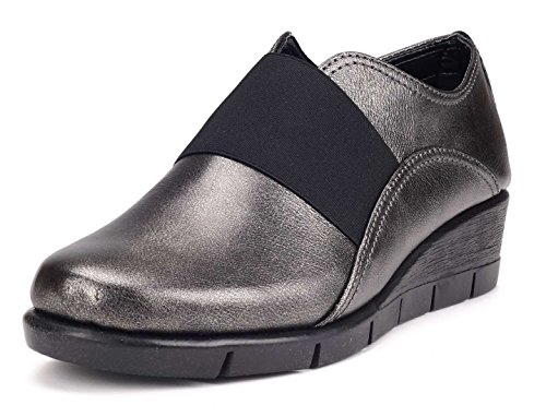 The Grigio Scarpa Donna Palpitate Canna Di Fucile FLEXX wqrwFSaT