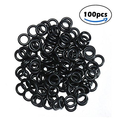 its, Wacky Rig O-Rings 100pcs (Wacky rig O rings black) ()