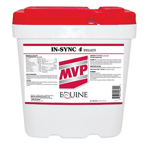 Med-Vet In-Sync 4 8 lb by Med-Vet Pharmaceuticals