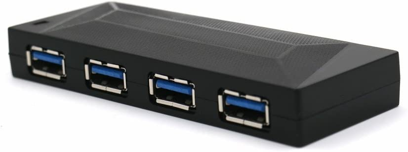 E-MODS GAMING® Universal USB 3.0 Hub for Xbox One WII U Xbox 360 and Playstation 4