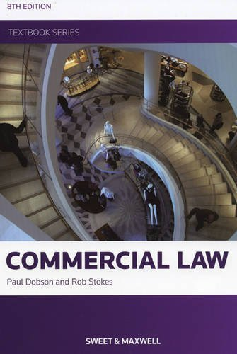 commercial law dobson - 9