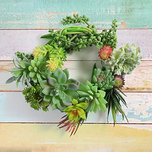 SOONHUA-Artificial-Succulent-Plants-Fake-Succulent-PlantsAssorted-Faux-Plant-for-Home-Office-Decoration-Floral-ArrangementUnpotted-for-Christmas-Decorations-15-Different-PCS