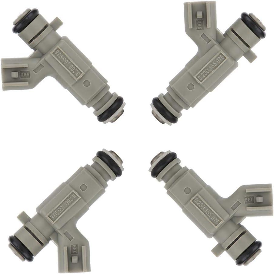 4pcs Fuel Injector Standard FJ499