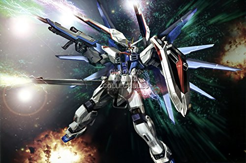 CGC Huge Poster - Mobile Suit Gundam Seed Anime Poster Destiny - ANI061 (24
