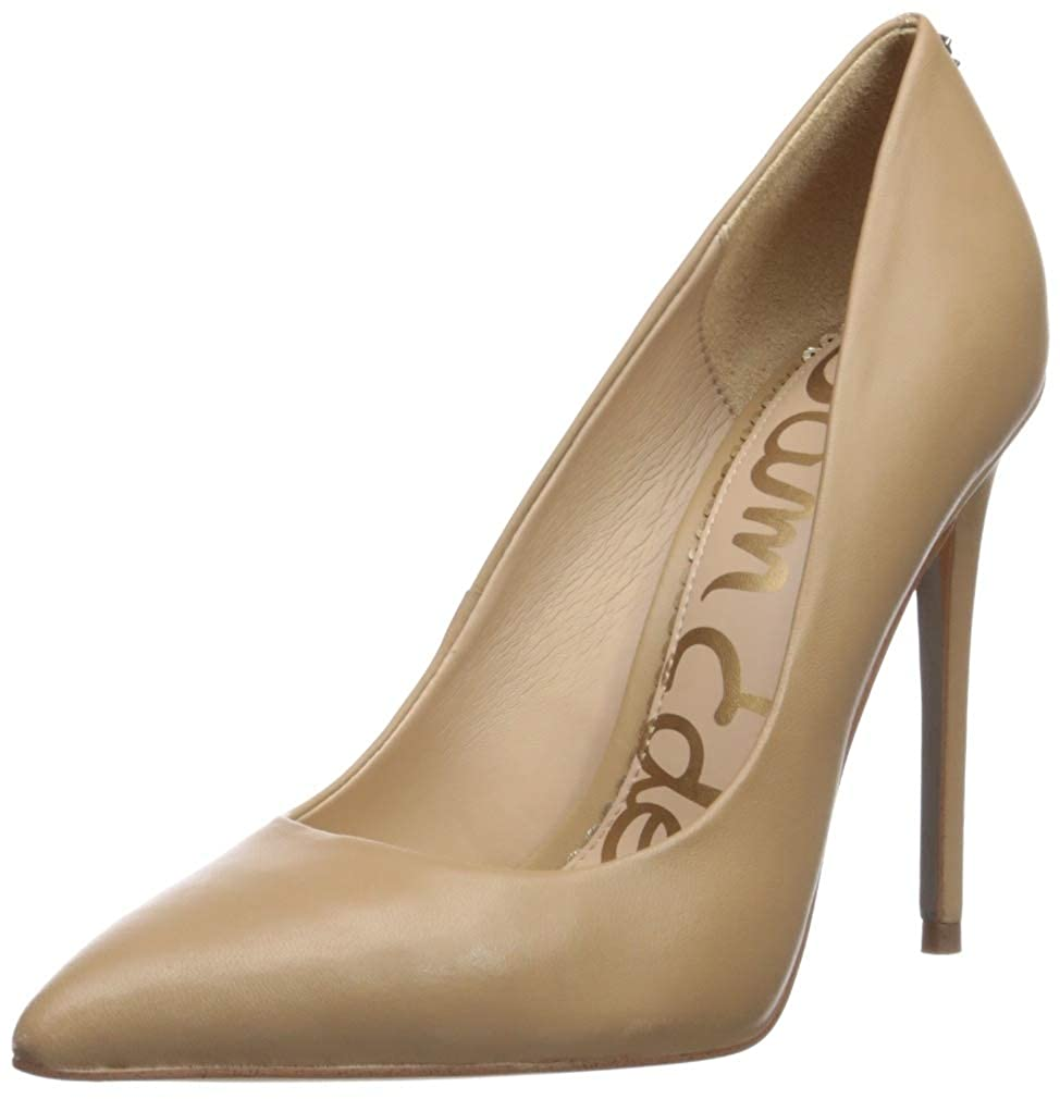 Classic Nude Leather Sam Edelman Women's Danna Pump