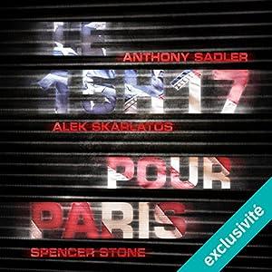 Le 15h17 pour Paris : L'histoire d'un train, d'un terrorriste et de trois héros | Livre audio Auteur(s) : Anthony Sadler, Alek Skarlatos, Spencer Stone Narrateur(s) : Ronan Ducolomb