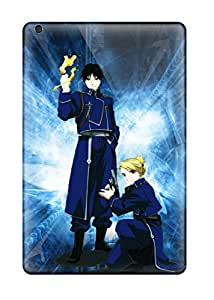 Tina Chewning's Shop 4526157K97877172 Ipad Mini 3 Well-designed Hard Case Cover Fullmetal Alchemist Protector