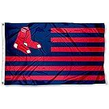 MLB Boston Red Sox Nation Flag 3x5 Banner