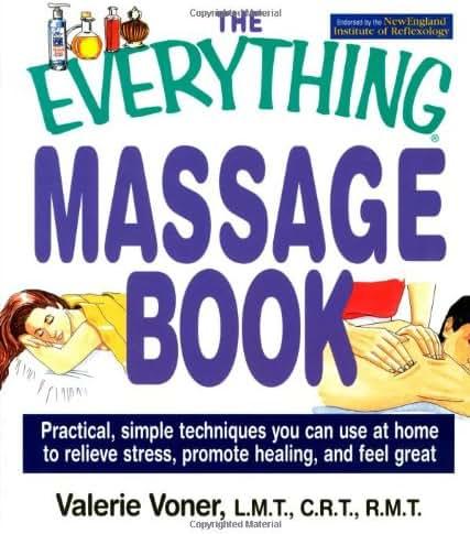 Everything Massage Book (Everything Series)