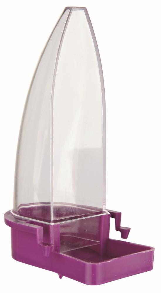 Trixie Distributeur Eau/Nourriture en Plastique pour Oiseau 12 cm 4011905054254