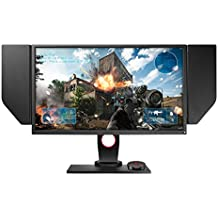 BenQ ZOWIE XL2536 24.5inch 144Hz e-Sports Monitor with DyAc tech (Dynamic Accuracy), Black eQualizer, Height Adjustable Stand, Color Vibrance, S Switch