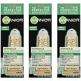 Garnier Skin BB ojo Miracle skin Perfector–ojo rodillo, Justo/luz, 0.27fluid ounce, paquete de de 3