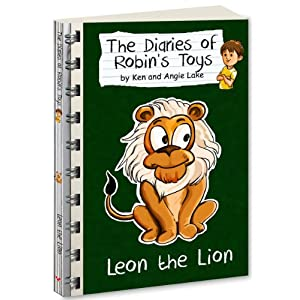 Leon the Lion (The Diaries of Robins Toys)