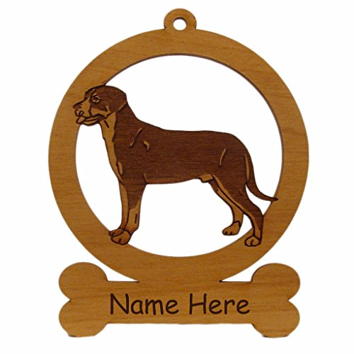 Greater Swiss Mountain Dog Ornament 083312 Personalized With Your Dog's Name