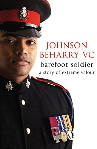 Barefoot Soldier: A Story of Extreme Valour (Carolus Deene Series)