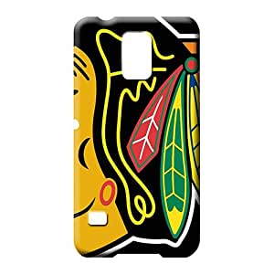samsung galaxy s5 case Cases pattern cell phone shells chicago blackhawks