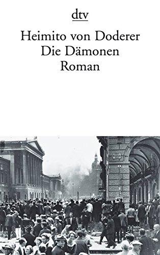 Die Dämonen: Nach der Chronik des Sektionsrates Geyrenhoff Roman