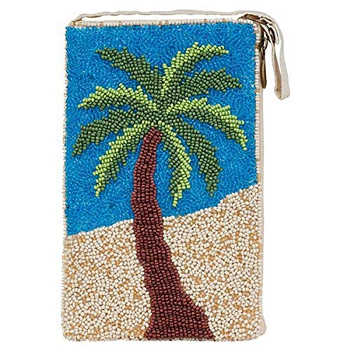 (Bamboo Trading Company Cell Phone or Club Bag, Tropical Palm)
