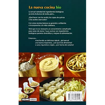 La Nueva Cocina Bio (Spanish Edition): Valerie Cupillard: 9788475562148: Amazon.com: Books