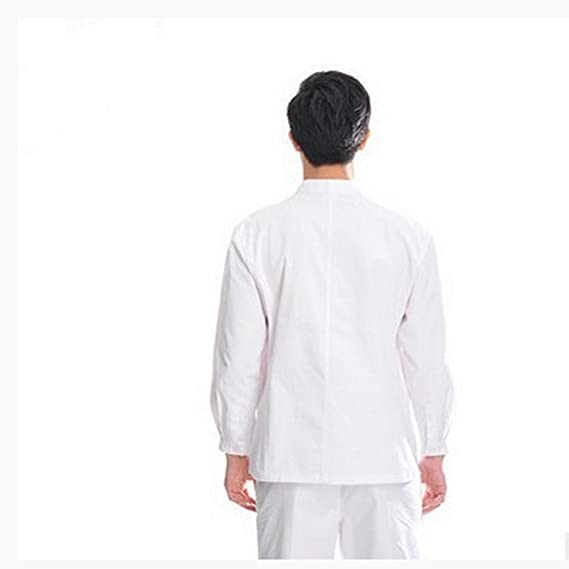 Xuanku Medical White Coat, Lab Gown, Doctor Uniform, Thickening ...