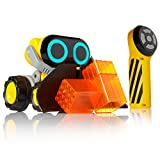 The Botsquad (Amazon Exclusive) - Joe Plow - the path clearing remote control interactive robot toy -  by WowWee