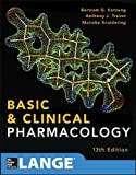 img - for Basic and Clinical Pharmacology 13 E book / textbook / text book