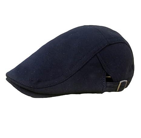 9accc261594a WDOIT Otoño E Invierno Boinas Masculinas Sombrero De Boina Sombreros ...