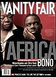 Vanity Fair July 2007 Africa Issue, Chris Rock/ Maya Angelou Cover