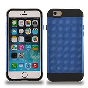 GOG Armour Honeycomb Pattern for iPhone 6(Assorted Colors) , Dark Blue