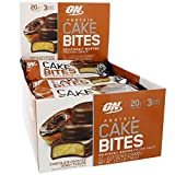 Optimum Nutrition Cake Bites, Chocolate Donut, 12 Count