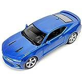 2016 Chevrolet Camaro SS Blue 1/18 by Maisto 31689