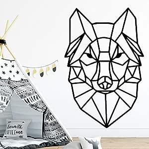 Patrón de perro encantador Etiqueta de la pared Animal ...