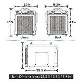 AlorAir Basement/Crawl Space Dehumidifiers 198 Pint